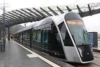 Lokales, online.fr, online.de, Illustration Tram, Verkehr, Mobilität, Tram, Transport, Mobilité,  Foto: Chris Karaba/Luxemburger Wort