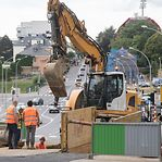 No verão vai haver ainda mais obras na capital luxemburguesa