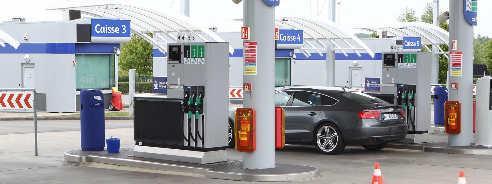 Le Luxembourg dispose de 54.502 tonnes métriques de réserves de carburant sur son territoire national, et 798.817 tm à l'étranger.