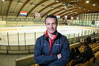27.4. Sport / ITV Petr Fical , Nationaltrainer Eishockey Foto:Guy Jallay