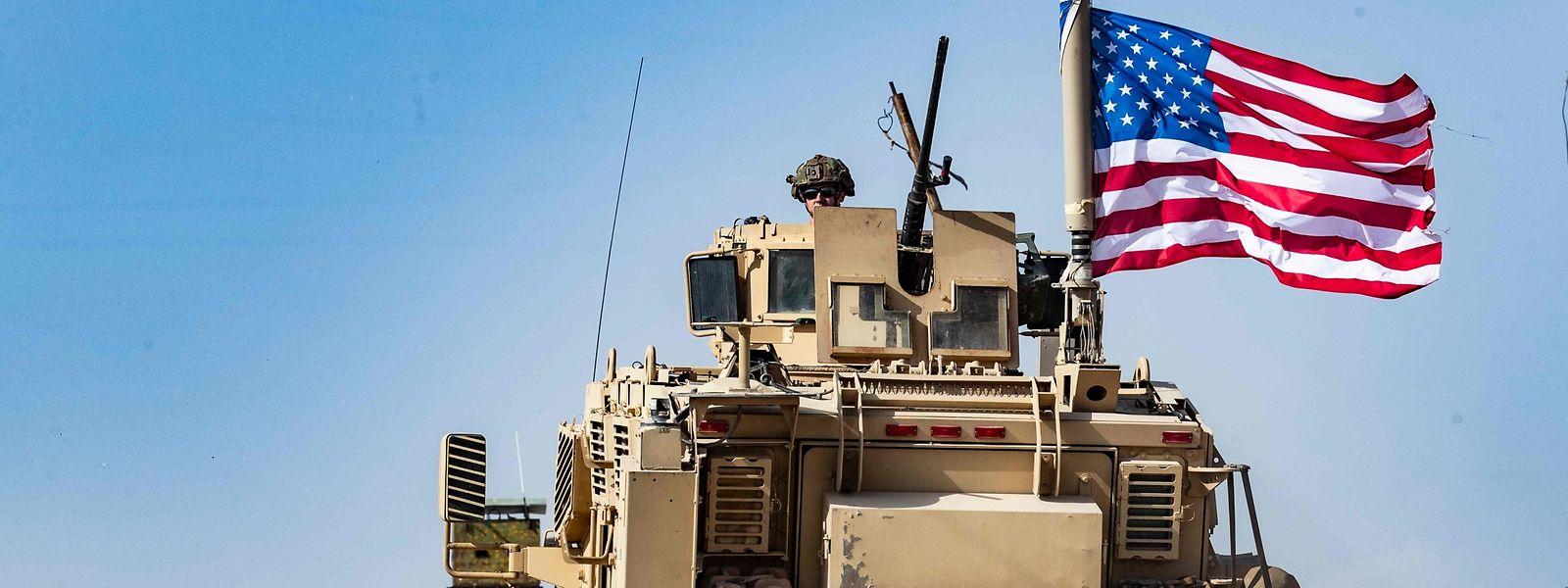 Alle US-Truppen in Nordsyrien wurden aufgefordert, das Land angesichts der Angriffe der Türkei auf die Kurden in der Region zu verlassen.