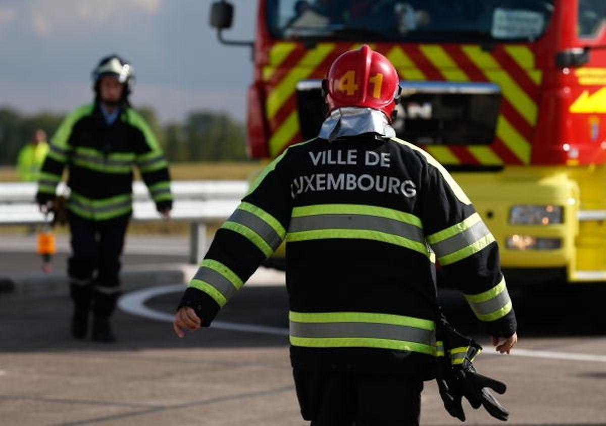 Direkt einsatzbereit: Die Berufsfeuerwehr der Stadt Luxemburg wird dem CGDIS von Beginn an angehören.