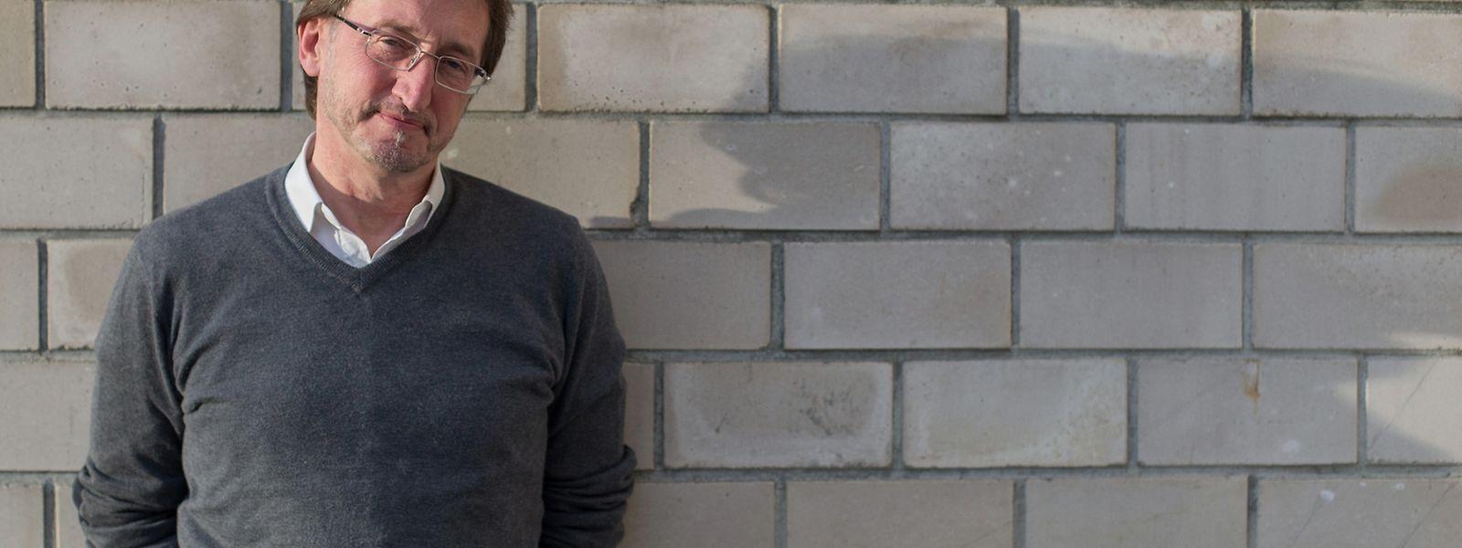 Paul Zahlen é doutorado em História Económica e chefiou o departamento de estatísticas sociais do Statec