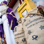 Acredita no Pai Natal? Correios em St. Nikolaus, no Sarre, recebem 26 mil cartas por ano