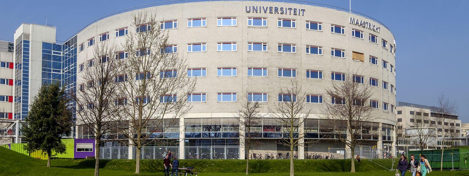 Kein Sprachproblem: Auch die Universität in Maastricht bietet nahezu alle Studiengänge in englischer Sprache an.