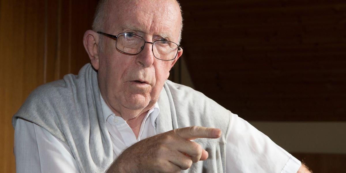 Henri Gloden wurde vor 50 Jahren zum Priester geweiht.