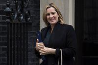 Was wusste Amber Rudd über Abschiebequoten? Diese Frage wurde ihr zum Verhängnis.
