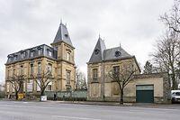 "PK ""Projet de rénovation de la Villa Baldauff""/ Projekt Renovation Villa Baldauff/ Villa Pétrusse/ 02.03.2020/ Luxemburg/ Foto : Caroline Martin"