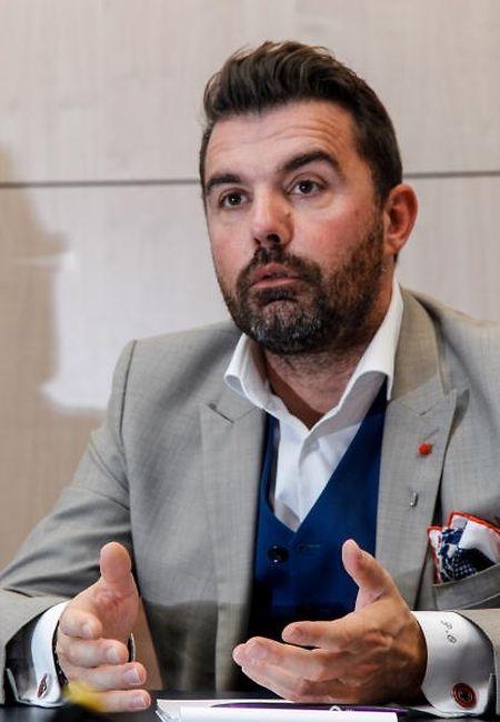 """""""Wir sehen die FinTech nicht als Bedrohung, sondern als Partner"""", so Pierre-Olivier Rotheval, Head of Digital Marketing & Innovation bei der BIL"""