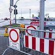 Lokales , Pont Buchler. Chantier Tram. Foto: Gerry Huberty/Luxemburger Wort