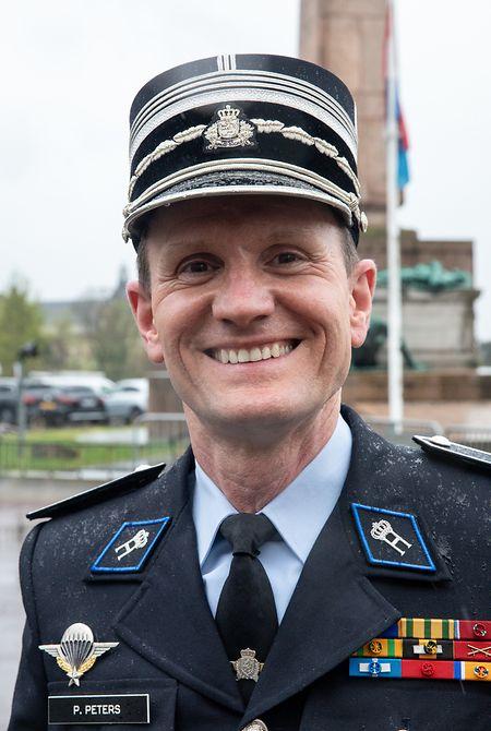 """""""Jeder ist Verkehrsteilnehmer, aber nicht jeder hat die gleiche Wahrnehmung der Gefahr für die anderen"""", sagt Pascal Peters von der Polizei."""