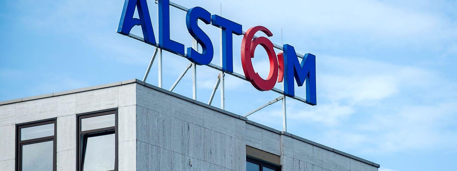 Alstrom entwickelte den TGV.