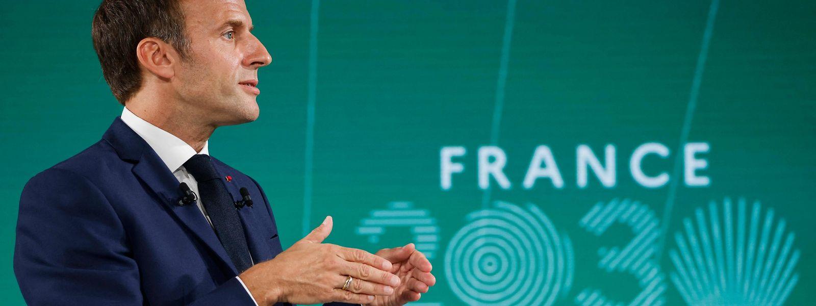 """Discours présidentiel ou annonce de campagne électorale? Le plan """"France 2030"""" tenait sans doute un peu des deux."""