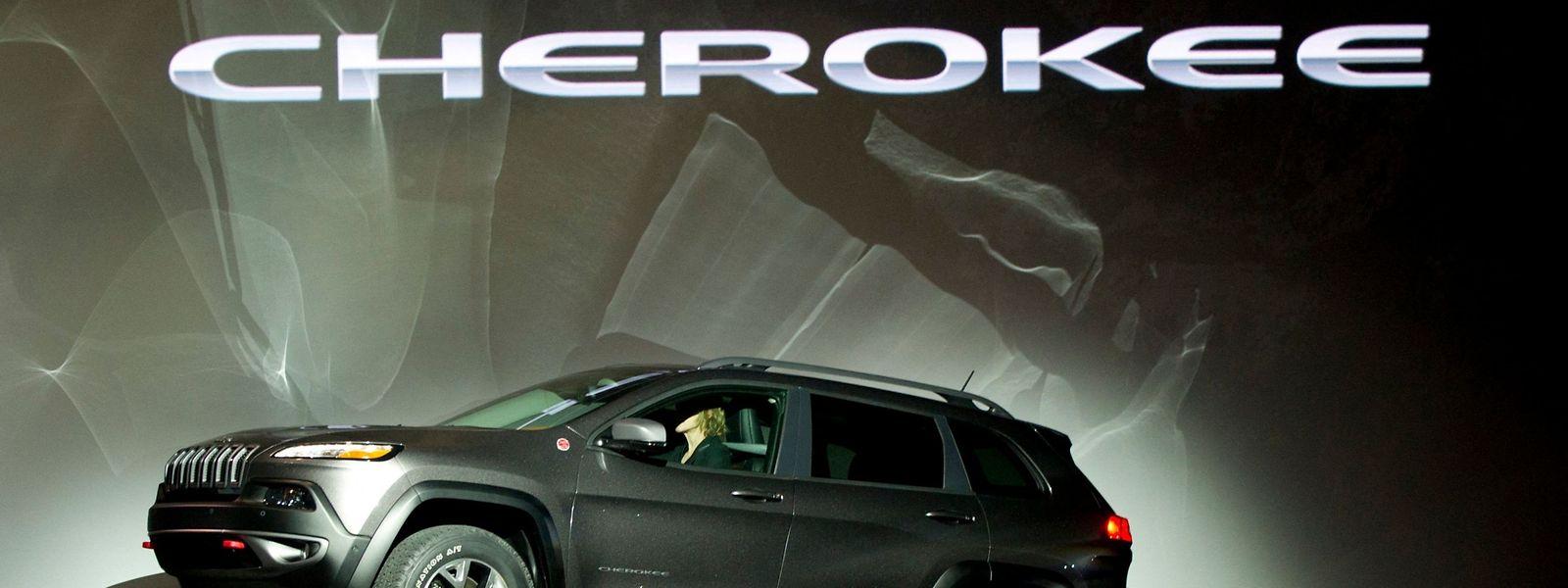 """Respektvoll oder unangebracht? Das Modell """"Cherokee"""" ist ein Bestseller für Jeep."""