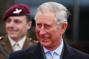 Charles sieht den Thron eher als Last, denn als Freude.