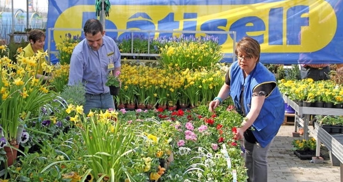Now might be the time to spruce up your garden