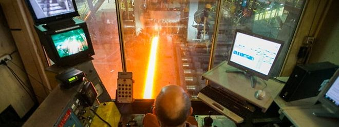 ArcelorMittal Rodange baut seine Produktion von Schienen etwa für Straßenbahnen aus.