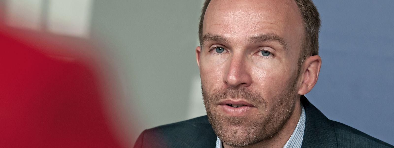 Le directeur de la SNHBM, Guy Entringer, a encore comme objectif la réalisation d'environ 250 logements répartis dans neuf immeubles au Kirchberg pour les années à venir.