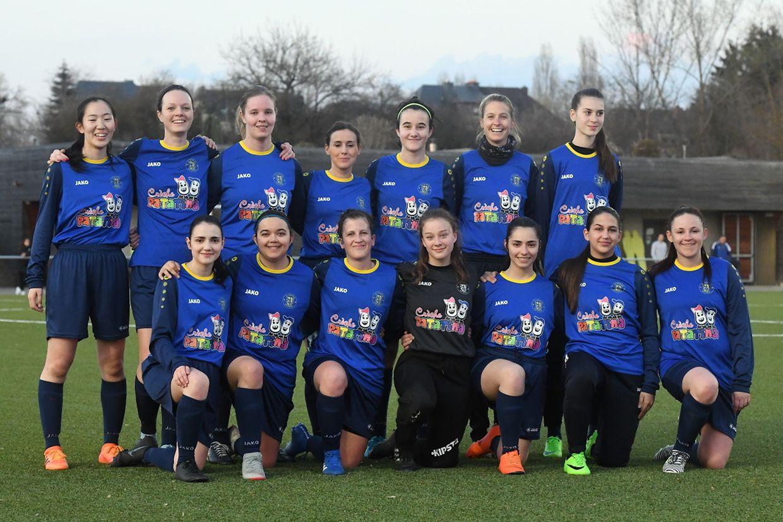 Sporting Bertrange - Union Mertert-Wasserbillig 0-2. - La formation bertrangeoise.