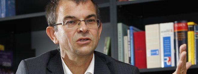 Wegen der Einführung der doppelten Staatsbürgerschaft gibt es bei der Wahl 2013 wesentlich mehr Erstwähler, unterstreicht Sylvain Besch vom Cefis.