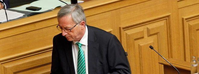 Am 10. Juli 2013 rief der damalige Premierminister Jean-Claude Juncker im Parlament von sich aus Neuwahlen aus und kam so einem Misstrauensantrag – und damit seinem Rücktritt – zuvor.
