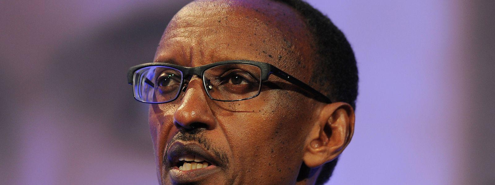 Seit 2000 ist Paul Kagame ununterbrochen Präsident von Ruanda.