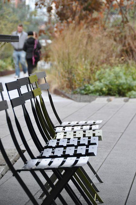 Die New Yorker High Line, ein digitales Trostpflaster.