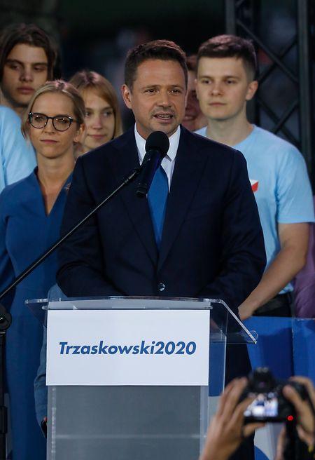 Rafal Trzaskowski.