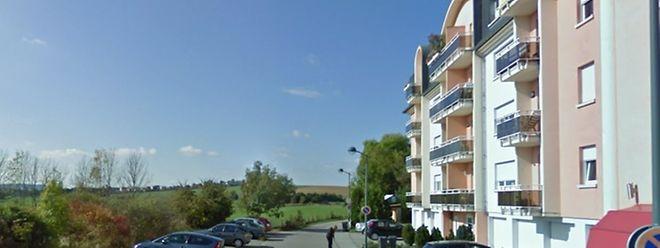 Die Rue Valpacos ist eine Querstraße der Route de Luxembourg.