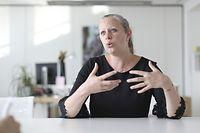 Politik, Sommerinterview Carole Dieschbourg, Ministerin für Umwelt, Klima und nachhaltige Entwicklung,  Foto: Guy Wolff/Luxemburger Wort