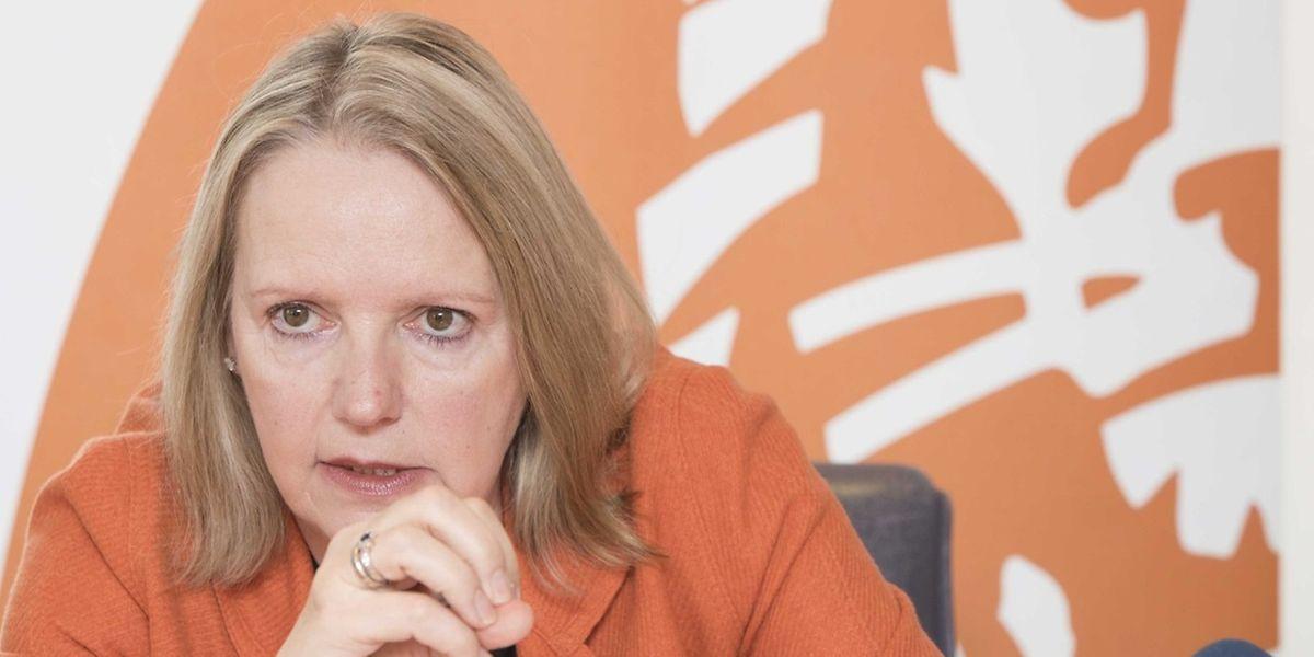 Colette Dierick ist seit Juli 2016 Geschäftsführerin von ING Luxemburg.