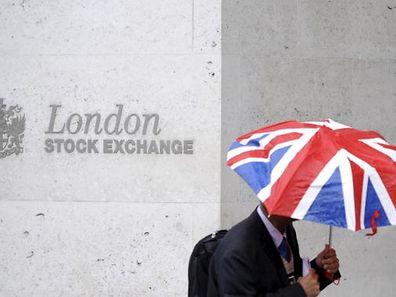 Die britische Wirtschaft leidet jetzt bereits unter dem bevorstehenden Brexit.