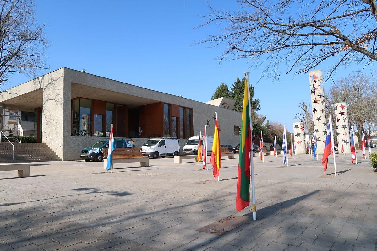 Schengen museum Photo: Anne-Aymone Scmitz