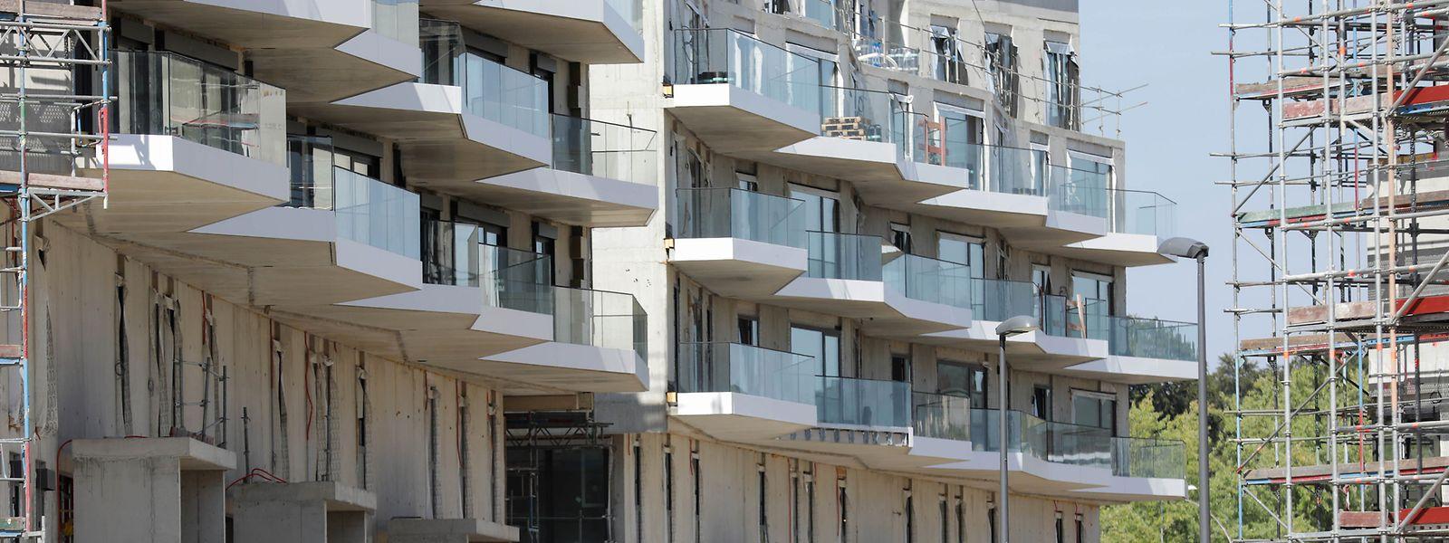 L'acquisition d'anciennes friches industrielles et leur reconversion pour du logement explique la hausse du potentiel foncier entre 2013 et 2016.