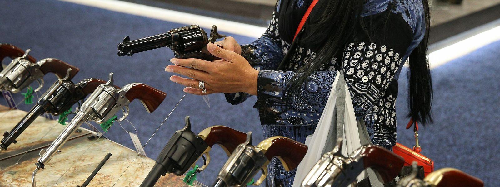 Die US-Waffenlobby NRA wird von den Rechten geliebt und den Linken gehasst.