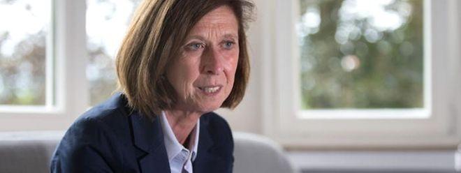 Gesundheitsministerin Lydia Mutsch steht den Aids-Schnelltests für zu Hause skeptisch gegenüber.