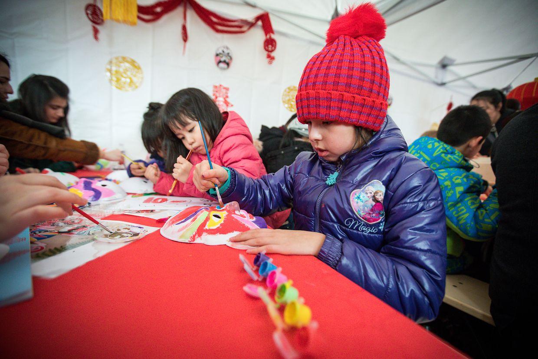 Am Wochenende wurde in Luxemburg bereits das chinesische Neujahr begrüßt.
