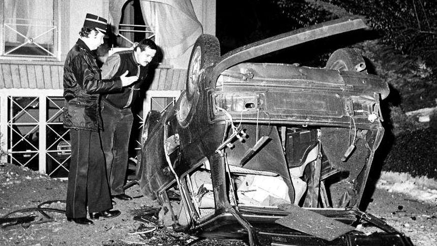 """Auch 30 Jahre nach dem Ende der Attentatsserie scheint die Justiz den """"Bommeleeërn"""" machtlos gegenüberzustehen."""