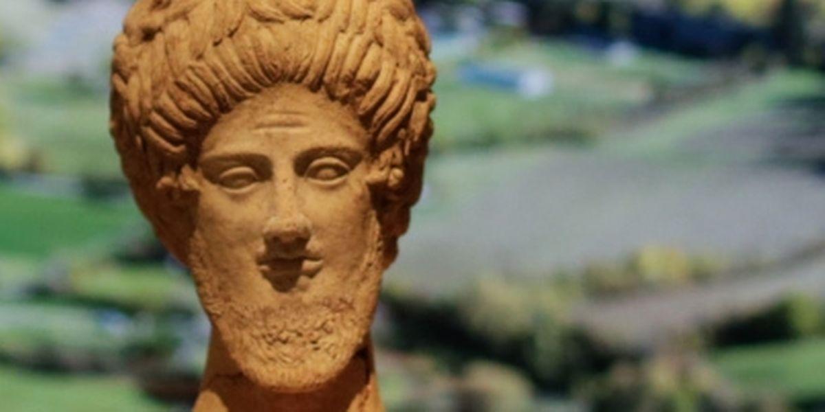 Wie der etruskische Gott, dessen Büste im MNHA ausgestellt ist, hieß, weiß heute niemand mehr