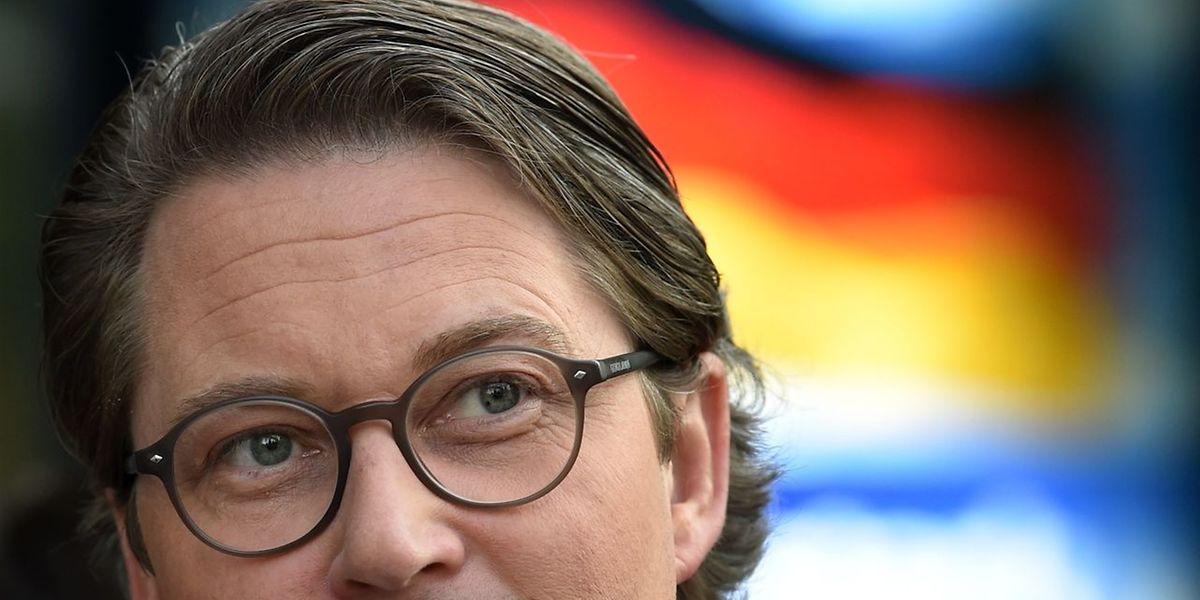 Andreas Scheuer will ein Burka-Verbot nach österreichischem Vorbild.