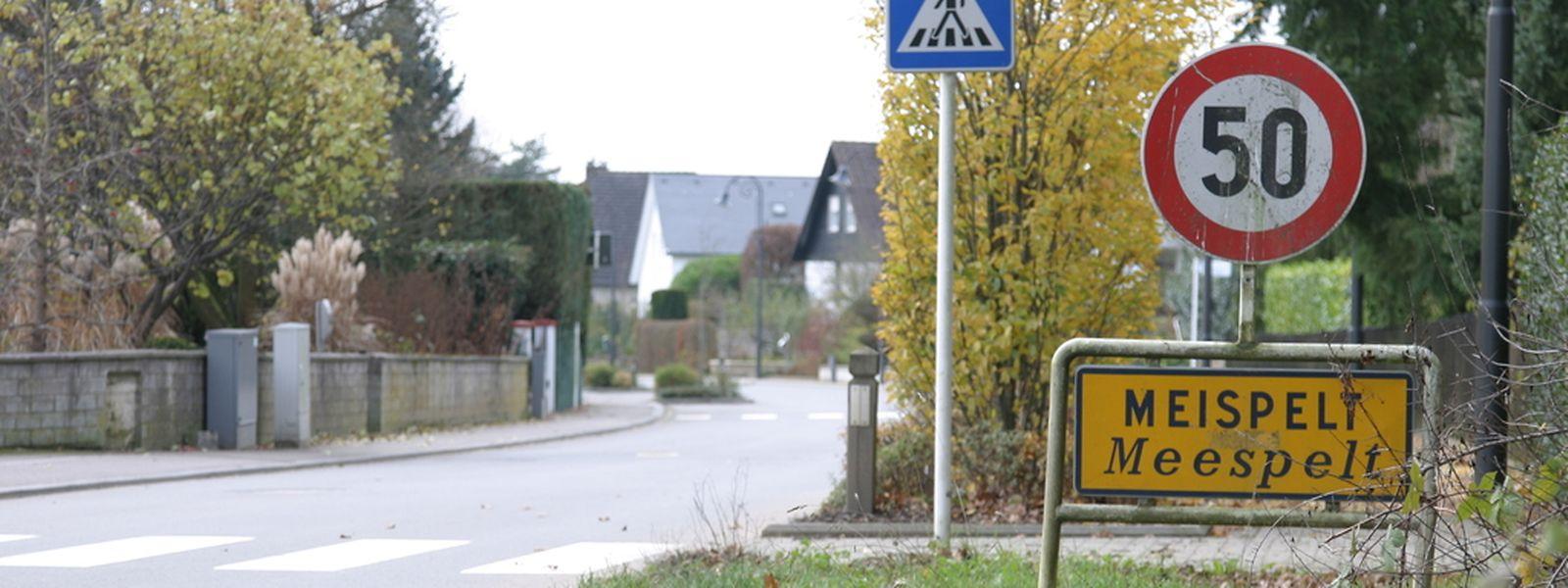 In Meispelt, das zu Kehlen gehört, leben 260 Einwohner. Einige von ihnen erinnern sich an den jungen Steve.