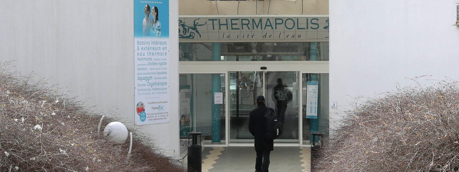 Le complexe thermal a subi de plein fouet la crise sanitaire: en un an, les pertes se chiffrent à 3,7 millions d'euros.
