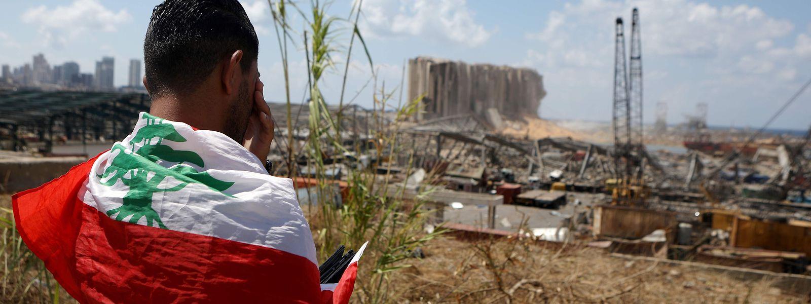 Die Lage im Libanon ist katastrophal.