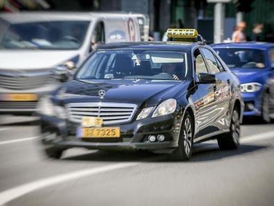 La fédération des taxis a le sourire.