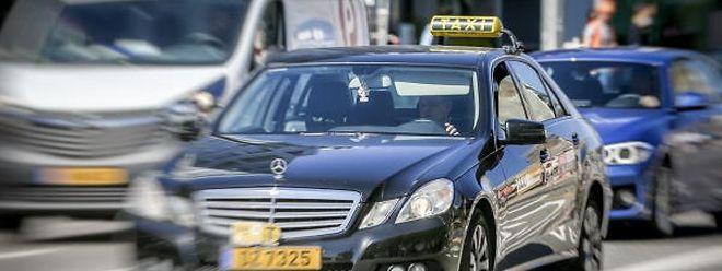 Le prix des taxis a baissé de 3% entre avril et mai
