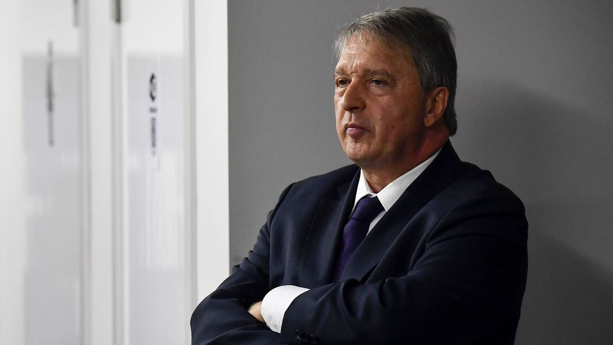 Herman Van Holsbeeck, l'ancien manager du Sporting d'Anderlecht, a été arrêté jeudi