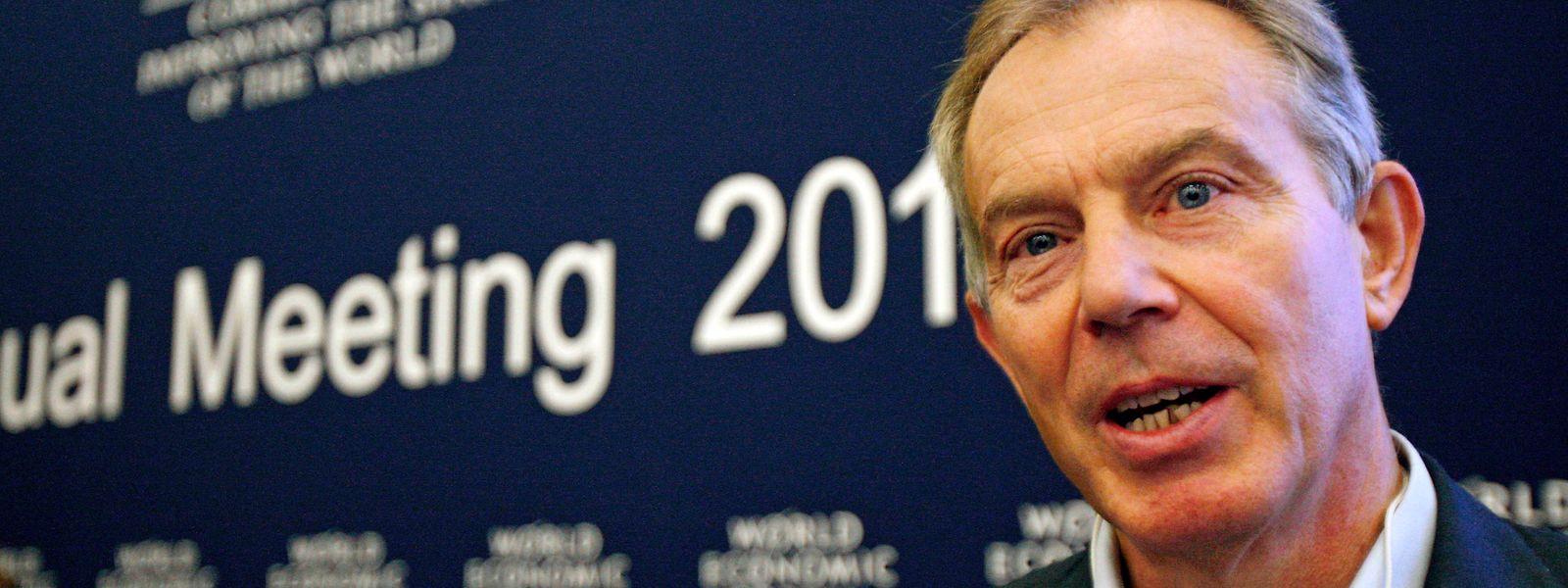 L'ancien Premier ministre britannique, Tony Blair, fait partie des personnalités mises en cause.