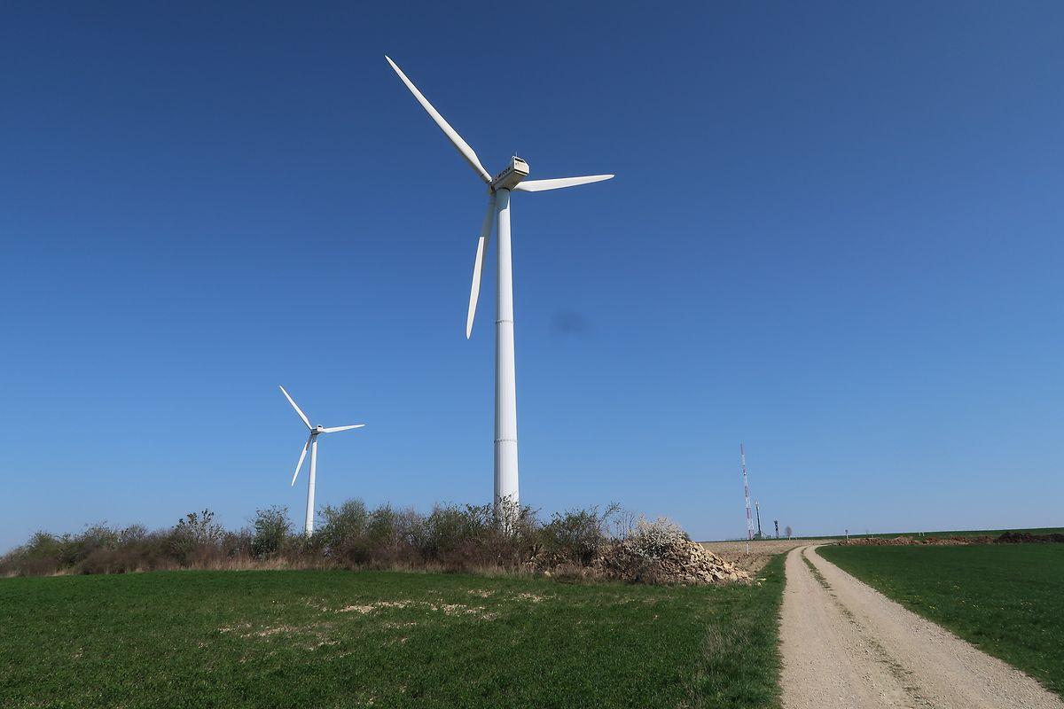 Die Windverhältnisse im Luxemburger Osten sind zwar nicht ideal, mit neuer Technik aber rentabel zu nutzen.