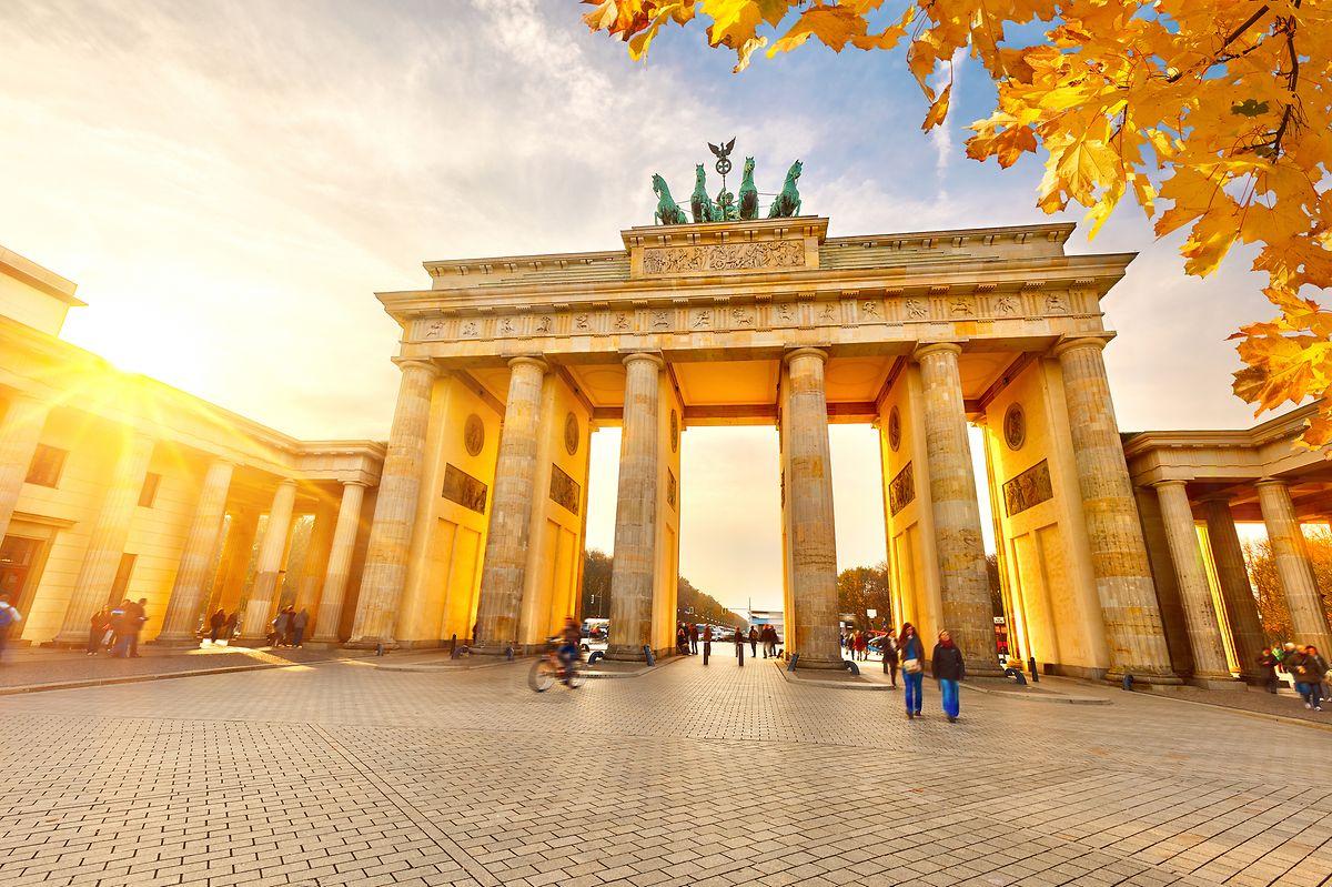 Gleich zwei Billigfluggesellschaften fliegen von Luxemburg nach Berlin.