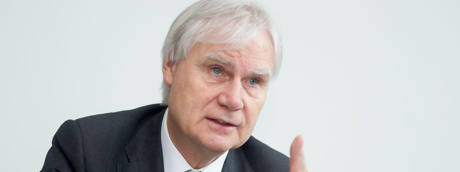 O presidente do Conselho Nacional de Finanças Públicas, Romain Bausch, avaliou as previsões feitas pelo Governo para os próximos anos e fez uma lista de ctríticas.